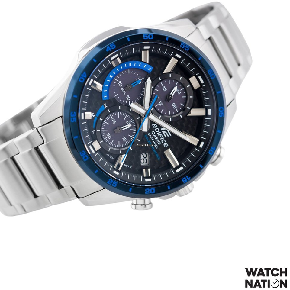 Casio Edifice Efs s520cdb 1bupr Men's Watch à vendre pour  UAEOu