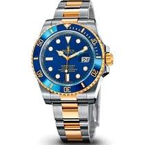 Rolex Submariner Date 116613LB 2012 подержанные