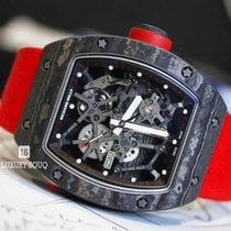 Richard Mille RM 035 RM035 Very good Carbon 48mm Manual winding