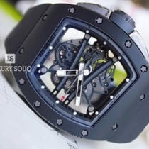 Richard Mille RM 061 RM61-01 Unworn Ceramic 50.23mm Manual winding UAE, Dubai