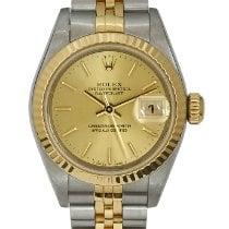 Rolex Lady-Datejust Gold/Steel 26mm Gold