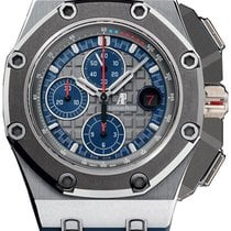 Audemars Piguet Royal Oak Offshore Chronograph Platino 44mm Gris