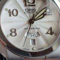 Oris TT1 Acier 42mm