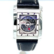Jean d'Eve new Automatic 35,8mm Steel Sapphire crystal