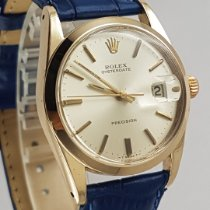 Rolex Yellow gold Manual winding Rolex Oyster Date Precision 6694 pre-owned India, Anand
