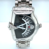 Jean d'Eve new Automatic 38,5mm Steel Sapphire crystal