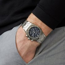 Audemars Piguet Royal Oak Chronograph tweedehands 39mm