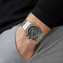 Audemars Piguet Royal Oak Chronograph Staal 39mm Nederland, Amsterdam