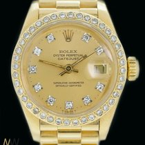 Rolex Lady-Datejust 6917 1978 usados