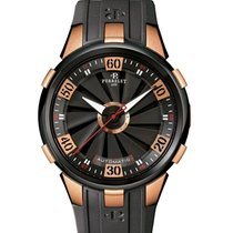 Perrelet Turbine XL Rose gold 50mm Black United States of America, New York, New York