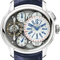 Audemars Piguet Millenary Chronograph new Automatic Watch with original box and original papers 26066PT.OO.D028CR.01