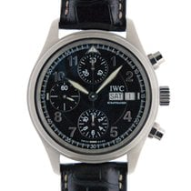 IWC Pilot Spitfire Chronograph IW370613 new
