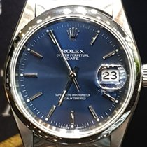 Rolex Oyster Perpetual Date 15200 1992 pre-owned