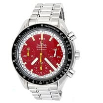 Omega Speedmaster Steel 39mm Red United States of America, California, Los Angeles