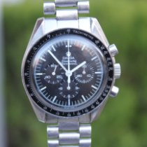 Omega Speedmaster Professional Moonwatch Steel Black United States of America, New Jersey, Fort Lee