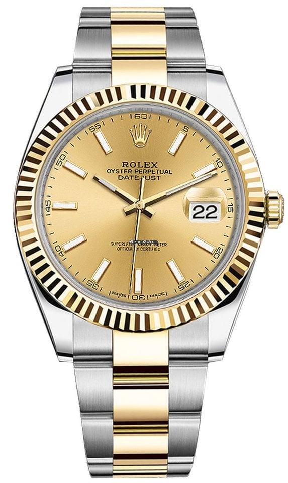 Rolex Datejust 126333 2021 new