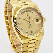 Rolex Day-Date Oysterquartz 19018 1980 pre-owned