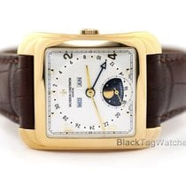 Vacheron Constantin Historiques Yellow gold 35.7mm Silver United States of America, Florida, Aventura