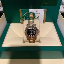 Rolex GMT-Master II Gold/Steel 40mm Black No numerals United States of America, Florida, Wellington