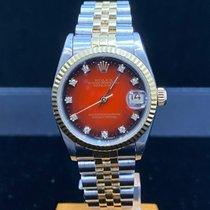 Rolex Lady-Datejust 68273G 1993 occasion