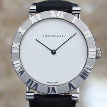 Tiffany Silver 31mm Quartz Tiffany & Co Atlas Reference 1364 pre-owned