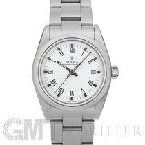 Rolex Oyster Perpetual 31 30mm Weiß