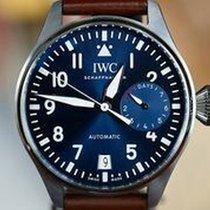 IWC Big Pilot Сталь 20mm Aрабские