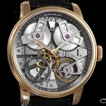Arnold & Son TB88 1TBAR.S01A Unworn Rose gold 46mm Manual winding