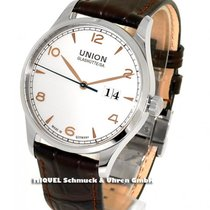 Union Glashütte Noramis Big Date Steel 40mm White