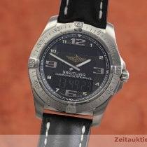 Breitling Aerospace Avantage Titan 41.5mm Siv