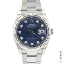 Rolex Datejust 126234 Nové Zlato/Ocel 36mm Automatika