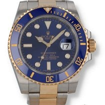 Rolex Submariner Date 116613 2016 pre-owned