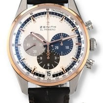 Zenith El Primero Chronomaster Gold/Steel 42mm Silver United States of America, New Hampshire, Nashua