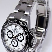 Rolex Daytona new 2018 Automatic Chronograph Watch with original box and original papers 116500LN