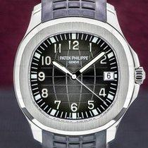 Patek Philippe Aquanaut Steel 40mm Black Arabic numerals United States of America, Massachusetts, Boston