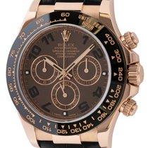 Rolex Daytona Rose gold 40mm Brown Arabic numerals United States of America, Texas, Austin