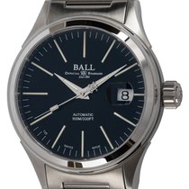 Ball Steel 40mm Automatic NM2188C-S5J-BK new