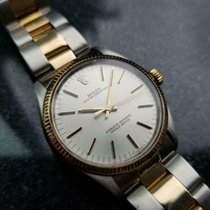 Rolex Oyster Perpetual Very good Gold/Steel 35mm Automatic