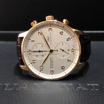 IWC Rose gold 40.9mm Automatic IW371480 pre-owned Singapore, Singapore