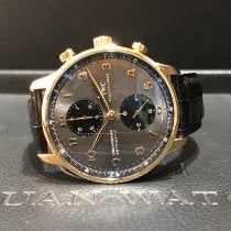 IWC Portuguese Chronograph IW371482 2013 pre-owned