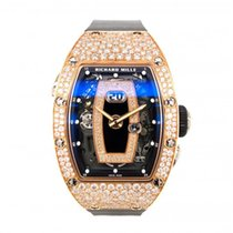 Richard Mille RM 037 Rose gold 52.2mm