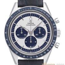 Omega Speedmaster Professional Moonwatch Staal 40mm Zilver Geen cijfers