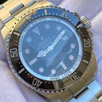 Rolex Sea-Dweller Deepsea 116660 2012 новые