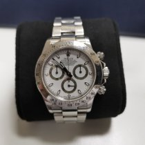 Rolex Daytona Steel 40mm White No numerals UAE, POBOX267