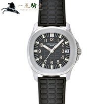 Patek Philippe 5066A-001 Steel 2005 Aquanaut 34mm pre-owned