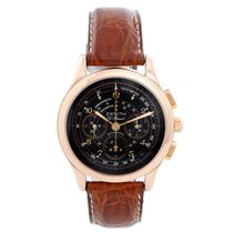Zenith El Primero Chronograph Rose gold 39mm Black Arabic numerals United States of America, Texas, Dallas