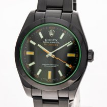 Rolex Milgauss 116400GV 2008 tweedehands