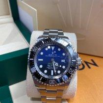 Rolex Sea-Dweller Deepsea 126660 2019 rabljen