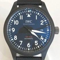 IWC Fliegeruhr Chronograph Top Gun Keramik 41mm Schwarz Arabisch Schweiz, Zürich