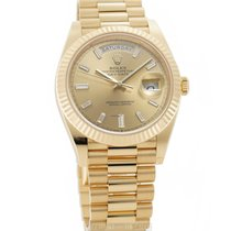 Rolex 228238 Or jaune 2020 Day-Date 40 40mm nouveau